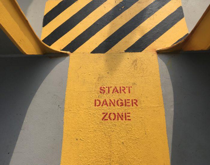 Start Danger Zone