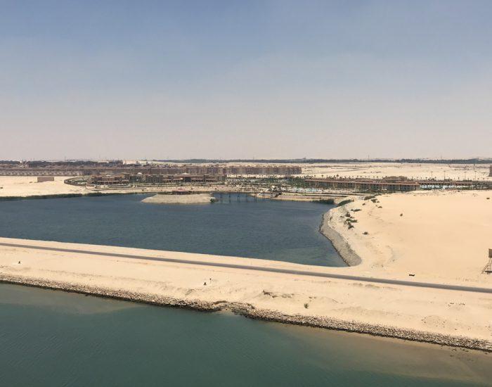 Geisterstadt auf dem Sinai